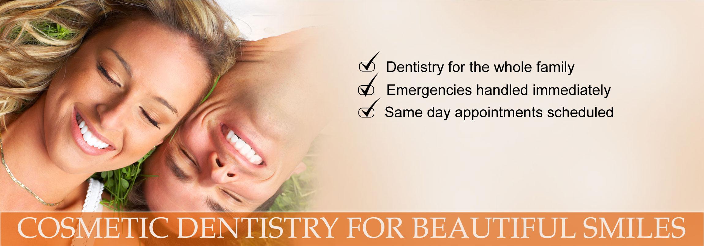 Cosmetic Dentistry - Veneers, Dental Implants