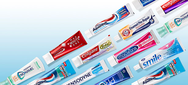 texas dentist toothpaste