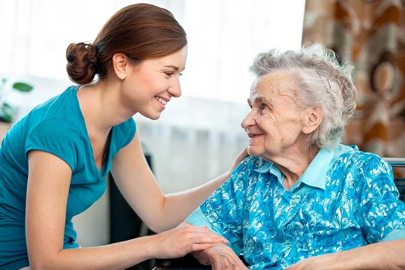 Dental-care-caregiver