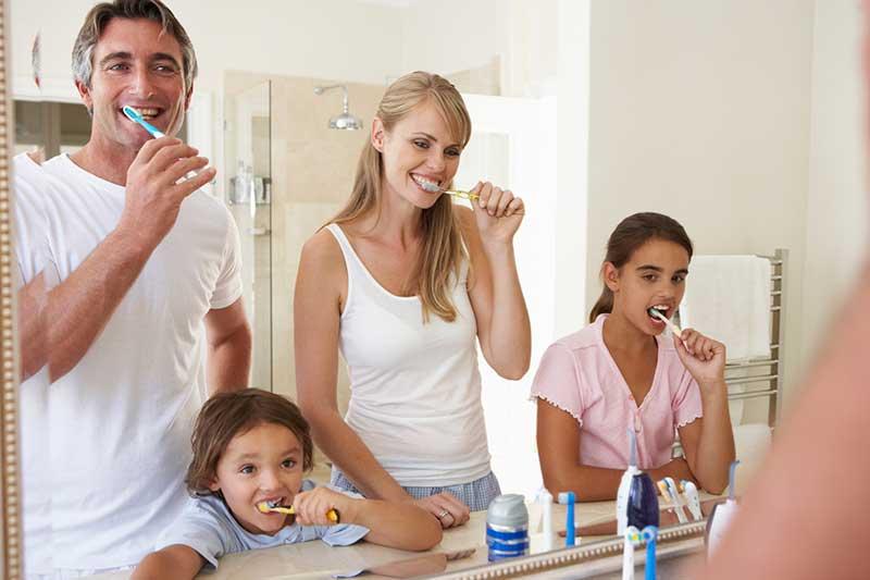 brushing-your-teeth